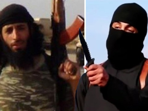 Jihadi John was killed 'after his beard gave him away'