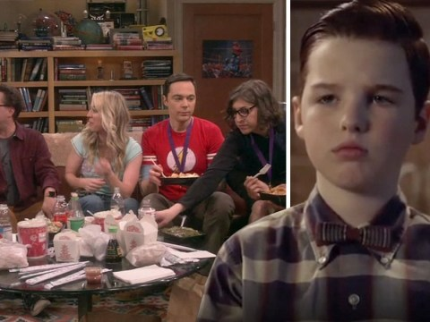 Young Sheldon shares sweet tribute to The Big Bang Theory after emotional finale