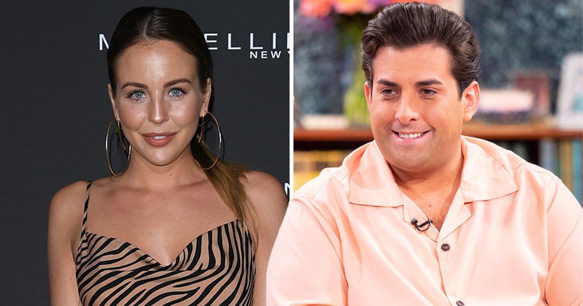 Lydia Bright calls ex-boyfriend James Argent an 'elephant' as he begins weight loss journey