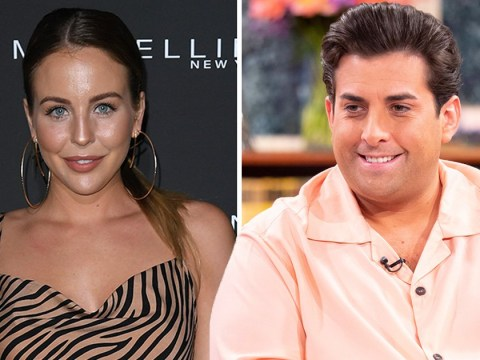 Lydia Bright calls ex-boyfriend James Argent an 'elephant' as he begins weight loss journey