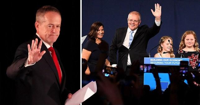 Scott Morrison has kept his position as prime minister of Australia