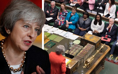 Theresa May new 'bold offer' Brexit deal in last try to get MP support