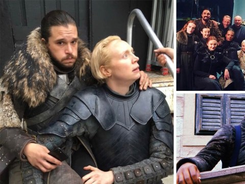 Game Of Thrones stars Sophie Turner, Gwendoline Christie and more pay emotional farewell ahead of season 8 finale
