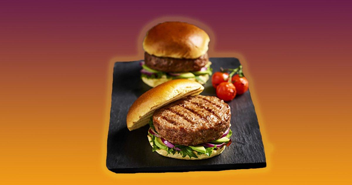 Burger from Morrisons named the best supermarket burger in the UK