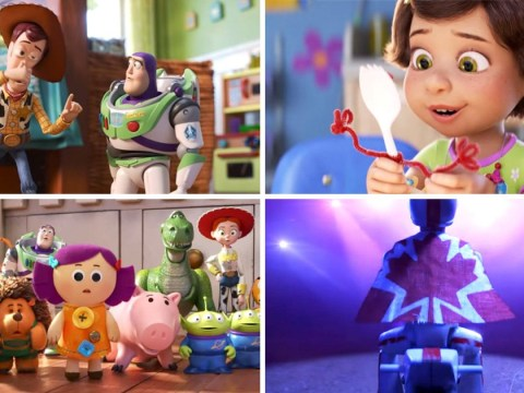 Toy Story 4 trailer sees Woody and Buzz Lightyear risk their lives to save new pal Forky