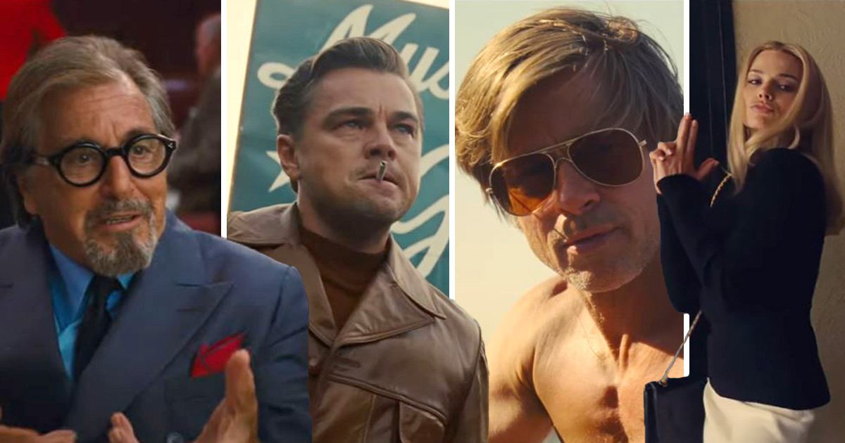 Quentin Tarantino's Once Upon a Time in Hollywood trailer introduces murderous cult leader Charles Manson