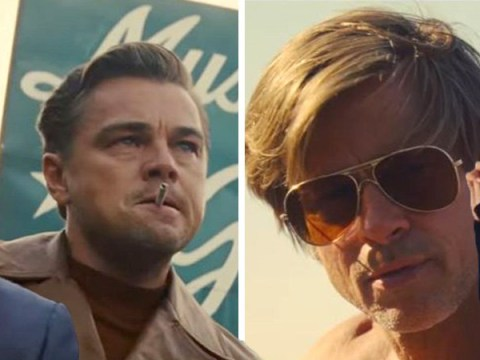 What is the Once Upon a Time in Hollywood runtime, soundtrack and age rating?