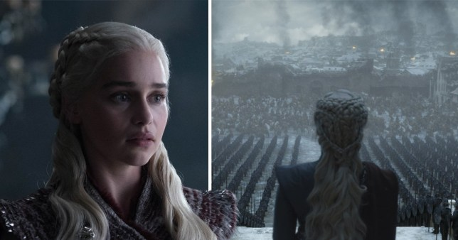 Game Of Thrones' Emilia Clarke took inspiration from Hitler for that haunting rally speech