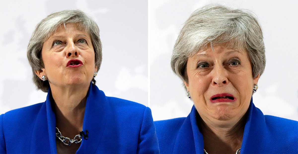 Theresa May told to pull the plug on last ditch Brexit deal and quit