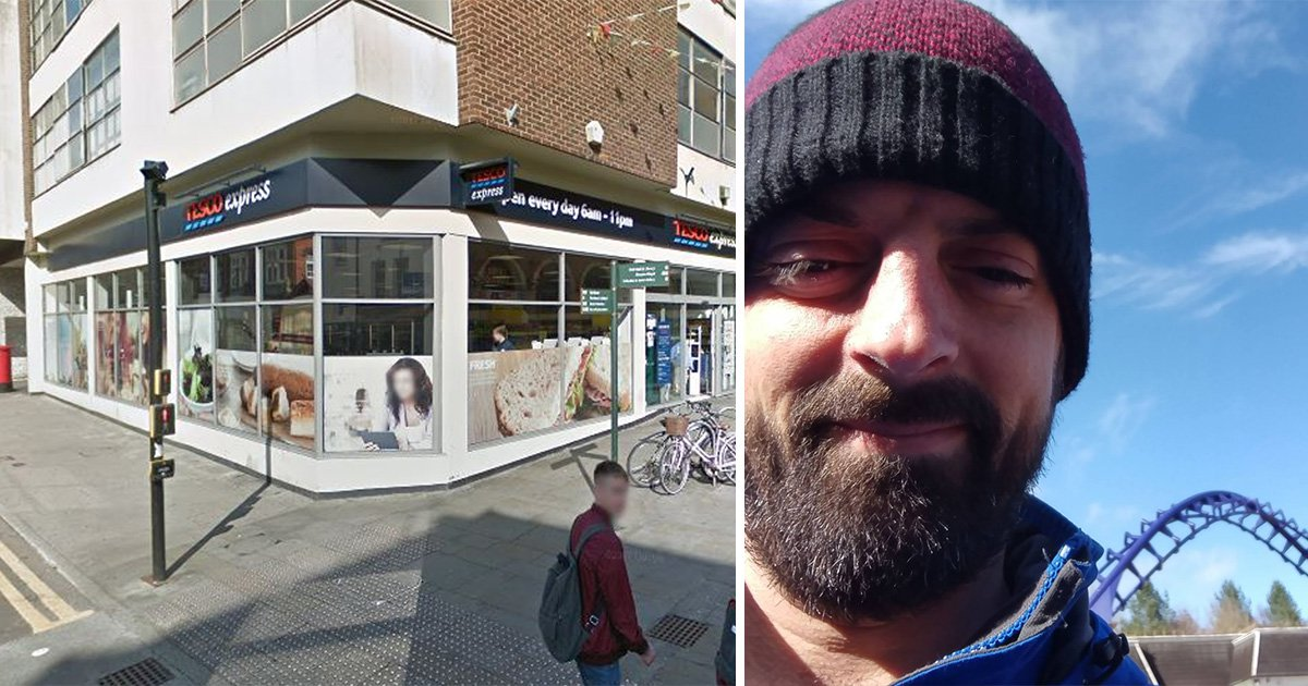 Tesco refuse to serve man if he buys milkshake for homeless woman