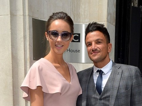 Peter Andre and wife Emily are still blissfully in love after four years of marriage