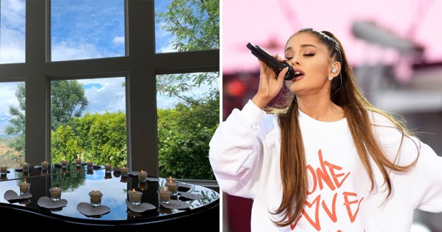 Ariana Grande's mother share picture of 22 candels