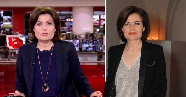 Jane Hill on BBC News