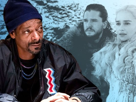 Snoop Dogg watching Game of Thrones finale is the best thing to come out of the Game of Thrones finale