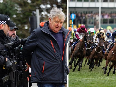 Man who brandished knife at Cheltenham Ladies Day avoids jail