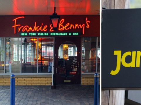 Frankie and Benny's offers interviews to all 1,000 redundant Jamie's Italian staff