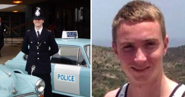 British police officer Lee Martin-Cramp raped a woman while on holiday in Antigua