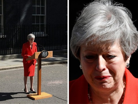 Theresa May resigns as Prime Minister