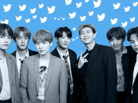 BTS become first Korean Twitter account to pass 20 million followers as they continue to smash records