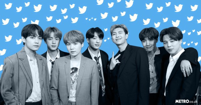 BTS' Twitter becomes first Korean account to hit 20 million