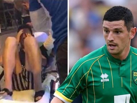 Rangers footballer Graham Dorrans 'knocked unconscious in attack outside bar in Ibiza'