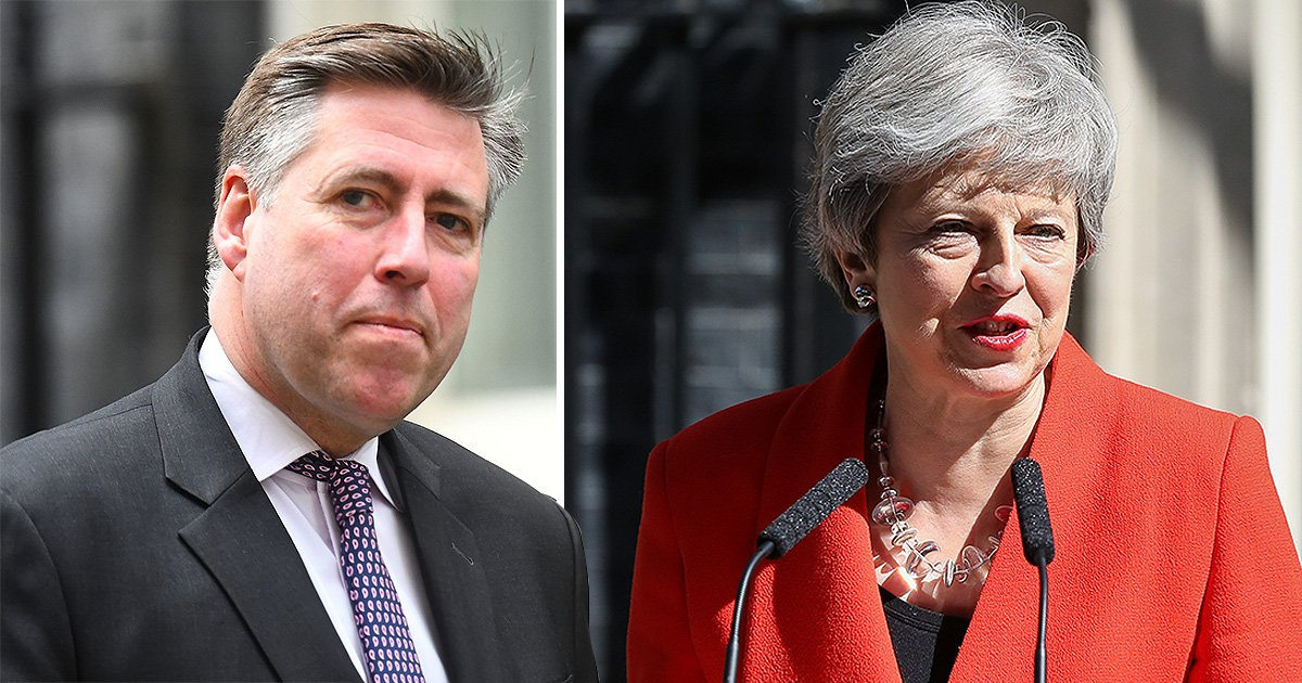 Sir Graham Brady quits as head of 1922 committee 'to be Theresa May's successor'