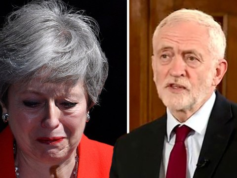 Jeremy Corbyn calls for general election after Theresa May's resignation