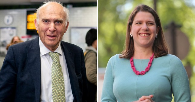 Lib Dems deputy leader Jo Swinson has been tipped as a front runner in the leadership contest