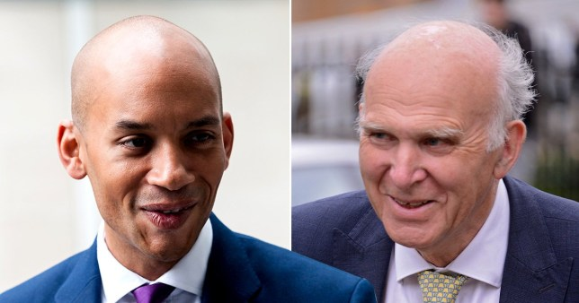 Labour MP Chuka Umunna says an alliance with the Liberal Democrats 'would be sensible'
