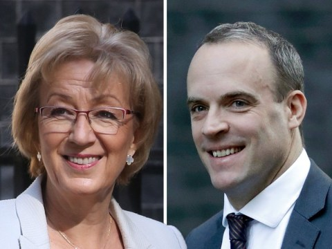 Dominic Raab and Andrea Leadsom confirm they're joining Conservative leader race