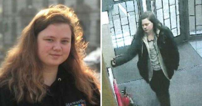 Missing teenager Leah Croucher