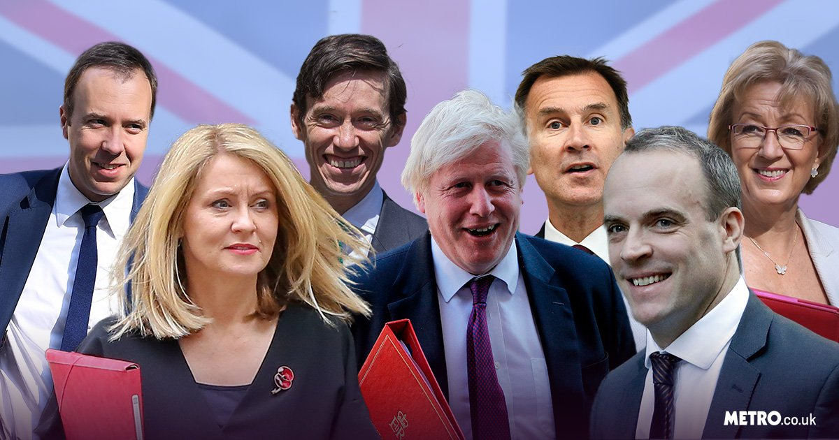 Who will replace Theresa May as Prime Minister and where do they stand on Brexit?