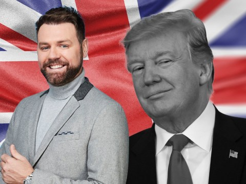 Brian McFadden says Donald Trump is 'what Britain needs' after Theresa May steps down as Prime Minister