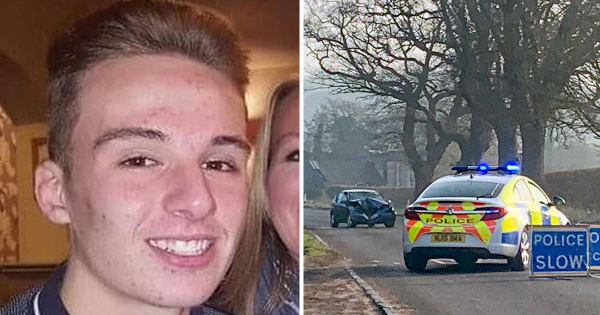 New driver killed in crash was 'pressured to speed up by car behind him'