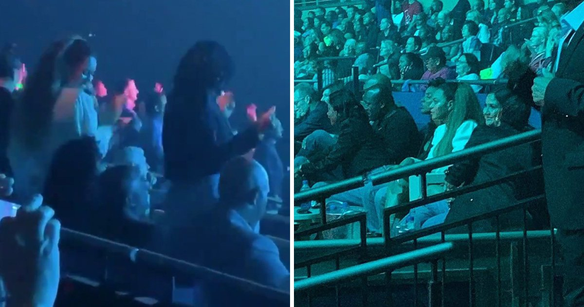 Beyonce and Kelly Rowland dance the night away at Janet Jackson's show and it's a whole mood