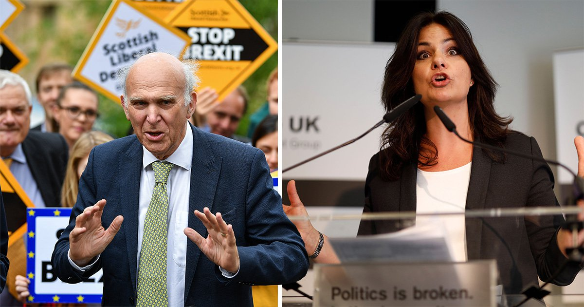 Change UK 'could join with Liberal Democrats to make one party'