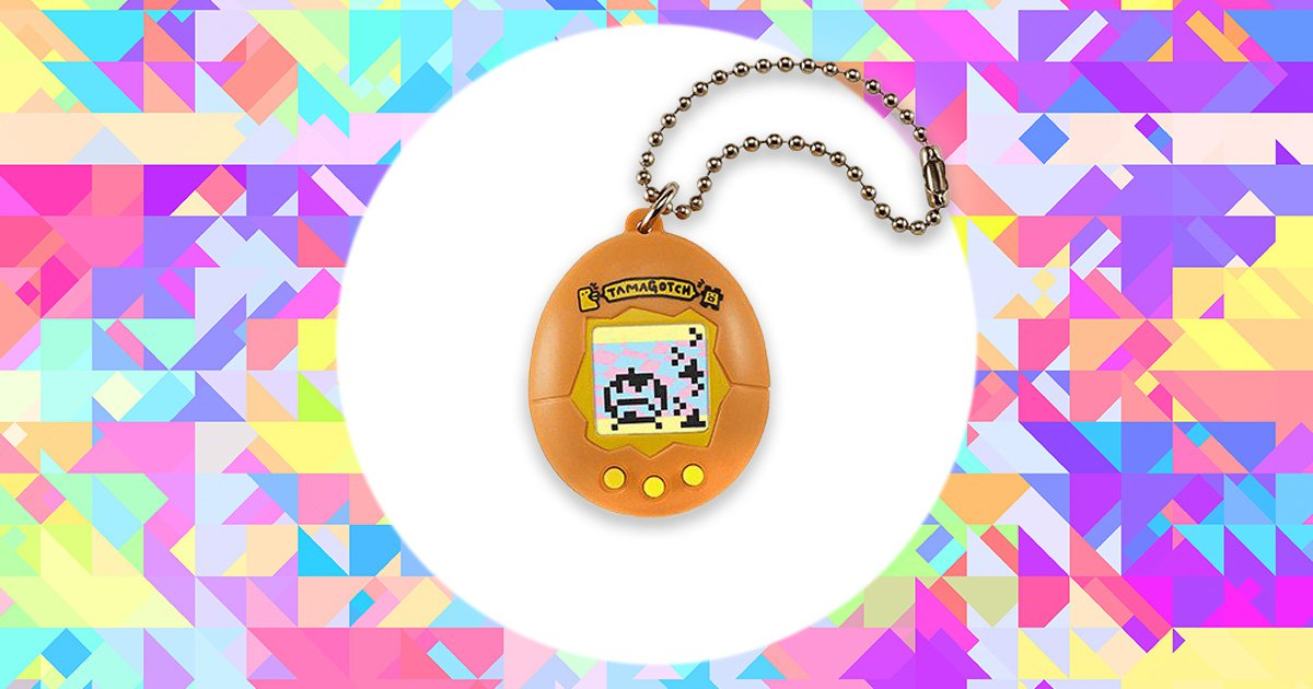 The Tamagotchi virtual pet is back for 2019