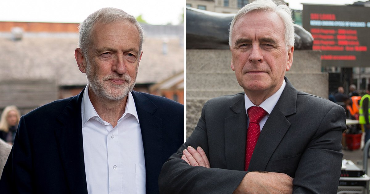 Labour moves toward second Brexit referendum after election misery
