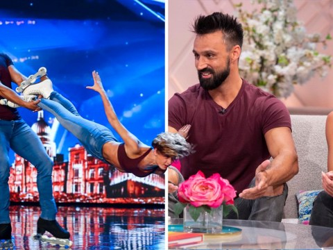 Britain's Got Talent stars Rosie and Adam have risked a lot ahead of tonight's semi-final and the pressure is on
