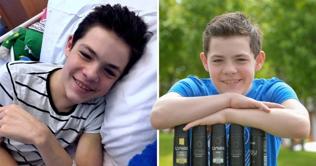 Kacper Krauze who drowned while paddling miraculously woke up from the smell of his favourite deodorant after three weeks in coma.