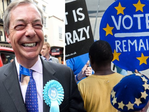 Pro-remain parties actually won more votes than Nigel Farage's Brexit Party