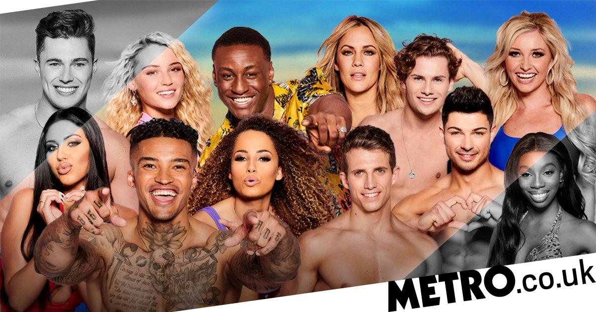 Love Island 2019 Cast Confirmed From Amber Gill To Tommy