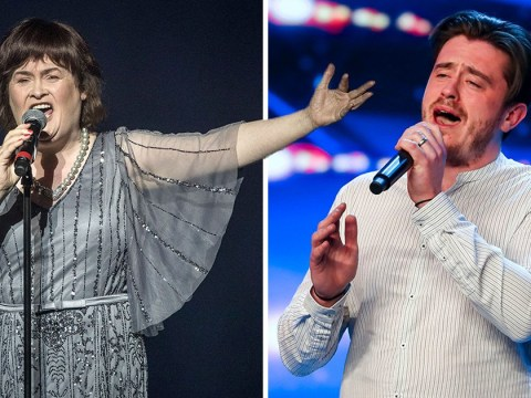 Britain's Got Talent semi-finalist Brian Gilligan so 'grateful' for Susan Boyle comparisons: 'She's the legend of the show'