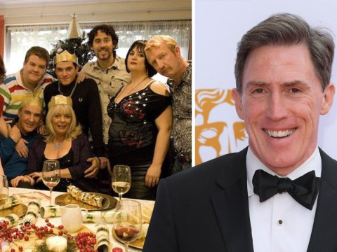 No one is more excited by Gavin and Stacey return than Rob Brydon