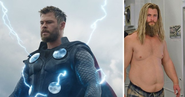 Chris Hemsworth Says People Thought He Was Pregnant In