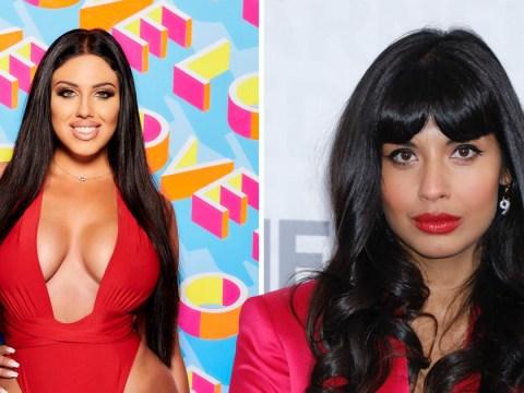 Jameela Jamil slams Love Island for casting 'slim woman' as 'token' plus-size contestant