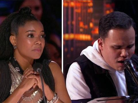 America's Got Talent: Blind autistic singer Kodi Lee gets Golden Buzzer as Gabrielle Union makes debut