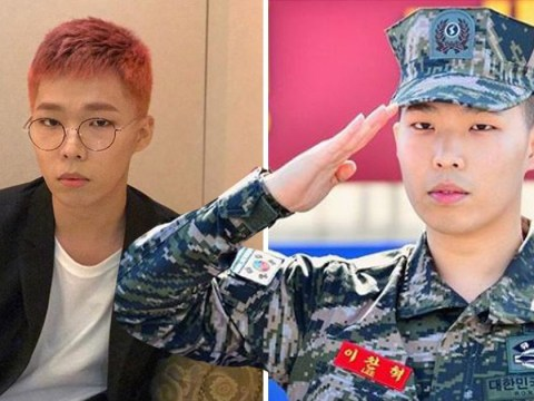 Akdong Musician's Chanhyuk completes military service after two years in marine corps
