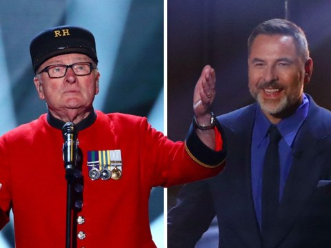 David Walliams thinks Colin Thackery could win Britain's Got Talent this year: 'We could be looking at the winner'