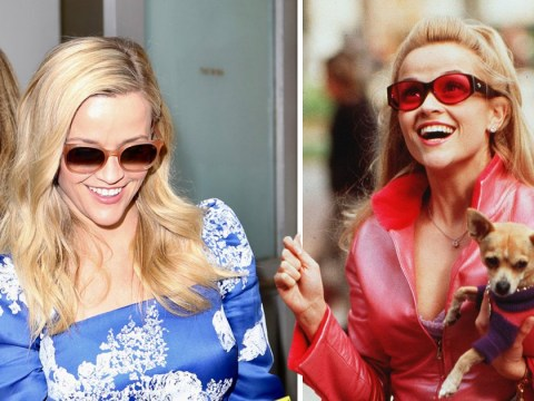 Reese Witherspoon confirms Legally Blonde 3 script sees Elle Woods go on a 'hero's journey'
